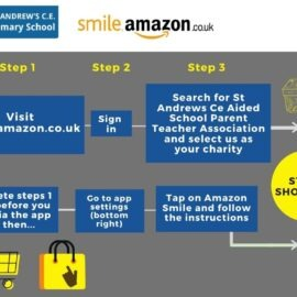 Choosing us as your Amazon Smile charity