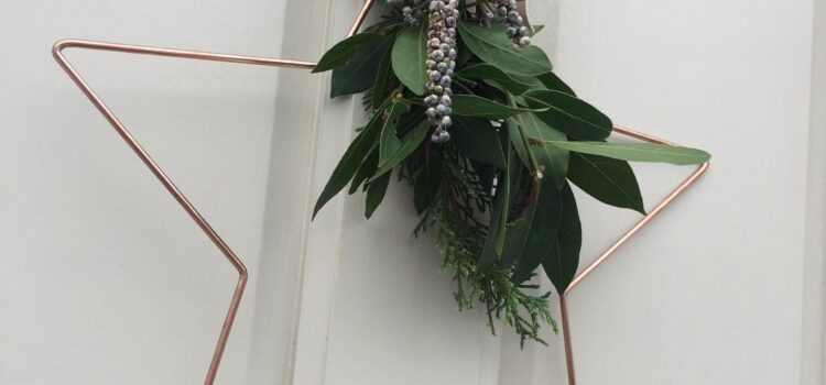 Scandi Wreath