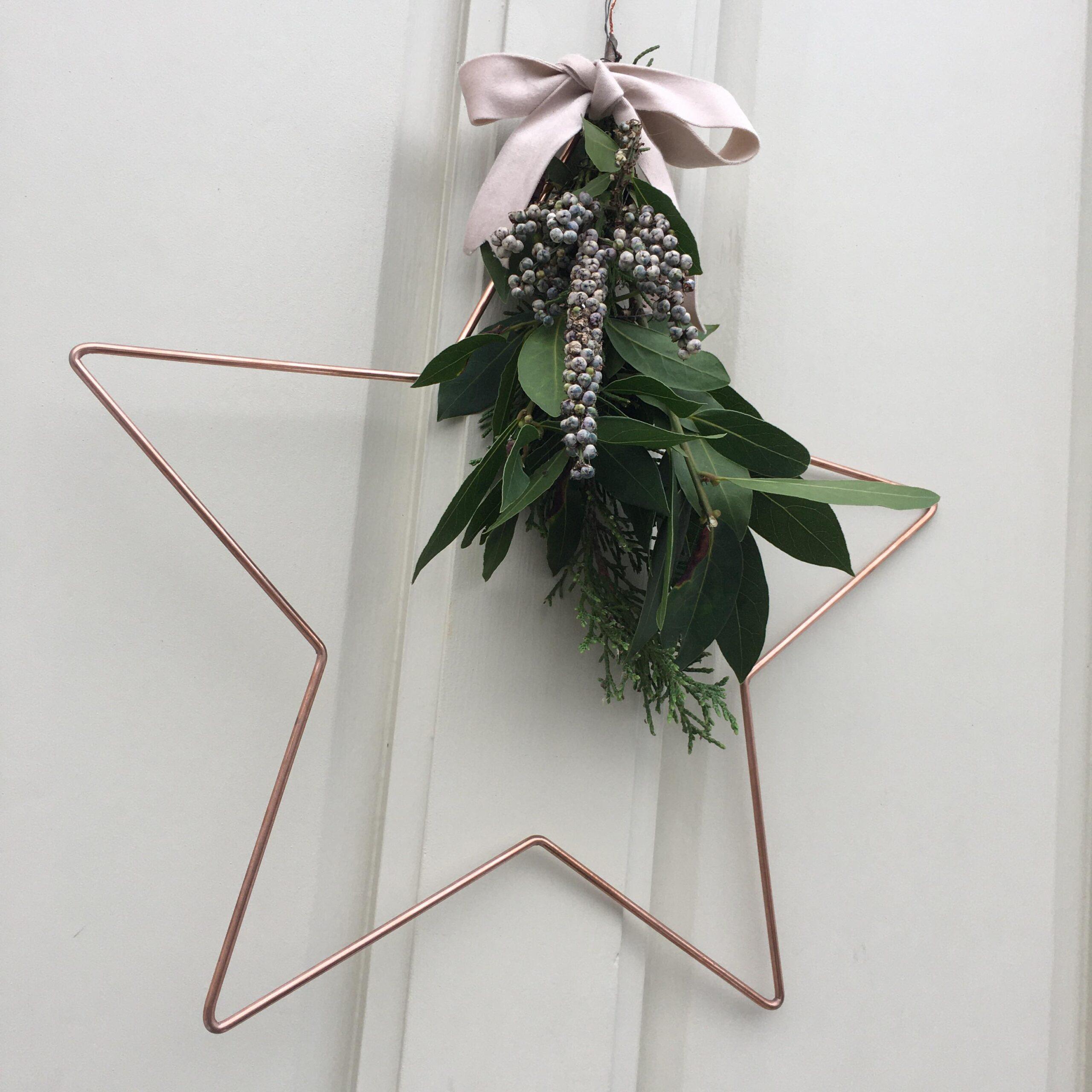 Scandi Wreath